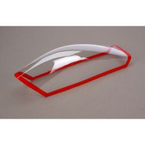 Twist 60 (True Red) -Painted canopy - HORIZON HOBBY - Référence: HAN421005