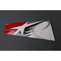 Extra 300X, 120CC - Aile gauche avec aileron - HORIZON HOBBY - Référence: HAN922502