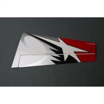 Extra 300X, 120CC - Aile droite avec aileron - HORIZON HOBBY - Référence: HAN922503