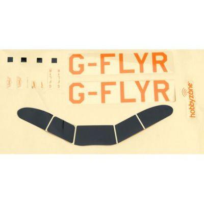 Mini Champ -Planche autocollants - HORIZON HOBBY - Référence: HBZ4913
