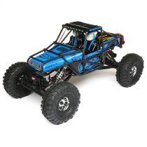 Night Crawler SE, Blue: 1/10 4wd Rock Crawler RTR - HORIZON HOBBY - Référence: LOS03015T1