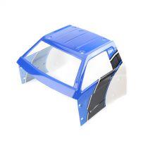 Baja Rey - Partie de carrosserie, bleue - HORIZON HOBBY - Référence: LOS230024