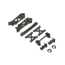 Body and Wing Mount Set: TENACITY T - HORIZON HOBBY - Référence: LOS230046