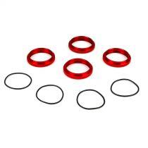 DBXL 1/5 4wd - Bague de réglage d'amortisseur en aluminium avec joint torique - HORIZON HOBBY - Référence: LOS253009