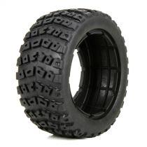 1/5 4WD - Pneu gauche et droit avec inserts en mousse, la paire - HORIZON HOBBY - Référence: LOS45006