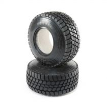 Desert Claw Tire with Foam (2): Super Baja Rey - HORIZON HOBBY - Référence: LOS45019
