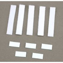 Set velcro Ultra Micros (5) - HORIZON HOBBY - Référence: PKZ1039
