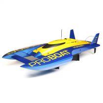 Pro Boat Hydroplane UL 19 30-inch RTR - HORIZON HOBBY - Référence: PRB08028