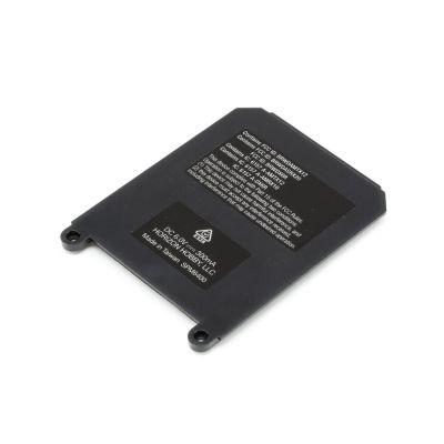 DX6R - Couvercle batterie avec partie caoutchouc - HORIZON HOBBY - Référence: SPM9048