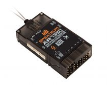 Récepteur Spektrum AR7350 7 voies AS3X avec télémétrie intégrée - HORIZON HOBBY - Référence: SPMAR7350