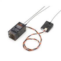Récepteur Spektrum AR9310 DSM2 9-Voies Fuselage Carbonne - HORIZON HOBBY - Référence: SPMAR9310