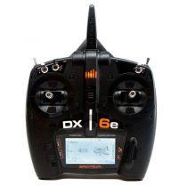 Émetteur Spektrum DX6e seul 6 voies EU - HORIZON HOBBY - Référence: SPMR6650EU