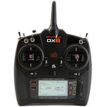 Émetteur Spektrum DX6 seul Mode 2 EU - HORIZON HOBBY - Référence: SPMR6750EU