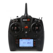 Émetteur Spektrum DX8 seul MD2 EU - HORIZON HOBBY - Référence: SPMR8000EU