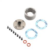Diff Housing Set, Aluminum (1): 5B, 5T, MINI WRC - HORIZON HOBBY - Référence: TLR252010