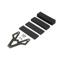 Battery Strap, Carbon Fiber/Alum: 22 3.0 - HORIZON HOBBY - Référence: TLR331021