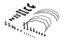 24 - Kit de barres anti-roulis avant et arrière - HORIZON HOBBY - Référence: TLR334006