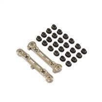 LLRC Adj Rear Hinge Pin Brace Set: 8IGHT 8T 4.0 - HORIZON HOBBY - Référence: TLR344010
