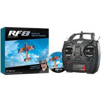 RealFlight Horizon Hobby Edition RF-8 Interlink-X Mode 2 - Référence: RFL1000