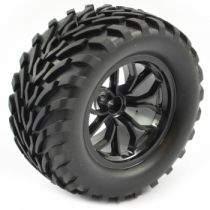 FTX BUGSTA MOUNTED WHEEL/TYRE