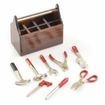 FASTRAX SCALE WOOD TOOL BOX