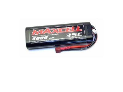 Accu LiPo 40C 11,1V 4000 mA MAX4000