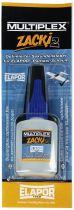 1-01291 - Multiplex - colle Zacki2 pour ELAPOR - 20g