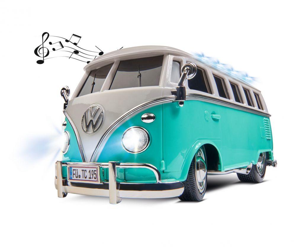1:14 VW T1 Samba Bus 100% RTR Turquoise - 500907324