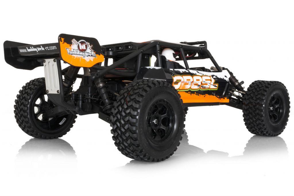 1/8 Desert Buggy Orange Type SL version RTR avec Accu et Chargeur