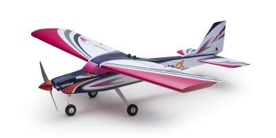11251P - CALMATO ALPHA 40 Trainer (Pourpre) EP/GP ARF - KYOSHO
