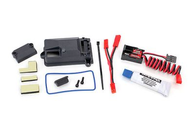 2262 TRAXXAS - KIT BEC HAUTE TENSION TRX-4