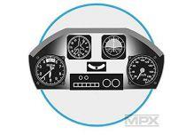 264276 - motoplaneur Heron 2.40m RR - Multiplex