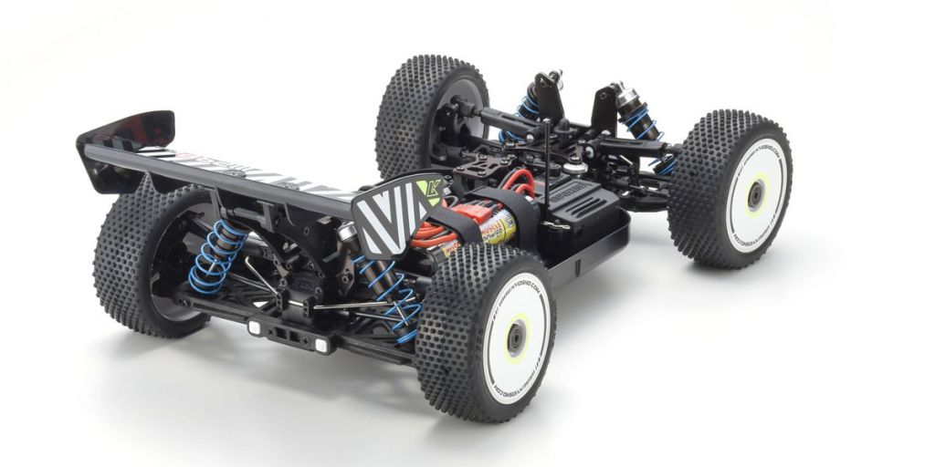 34106T1B - buggy INFERNO MP9e Evo. Readyset RTR 1/8 EP(BL) 4WD - Kyosho