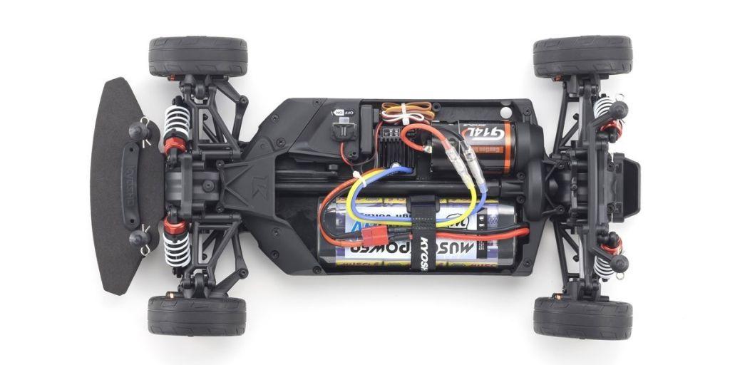 34423B - KYOSHO - FAZER Mk2 FZ02 Series Readyset ALPINE GT4 4wd 1/10