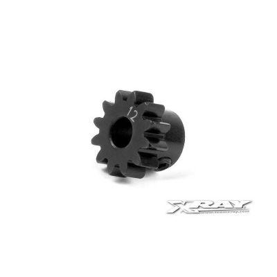 355712 - XB808E Pignon 12 dents - Pièce détachée XRAY