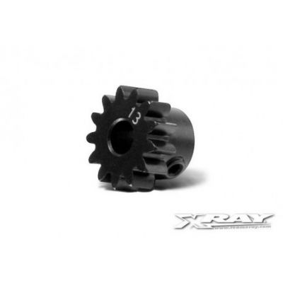 355713 - XB808E Pignon 13 dents - Pièce détachée XRAY
