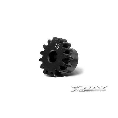 355715 - XB808E Pignon 15 dents - Pièce détachée XRAY