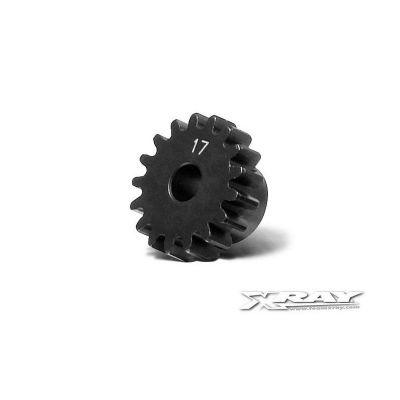 355717 - XB808E Pignon 17 dents - Pièce détachée XRAY