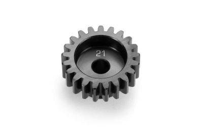 355821 - Pignon 21T alu traité dur - Pièce détachée XRAY