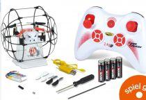 500507090 - Drone quadricoptère RC Sport X4 Cage Copter prêt à voler - CARSON