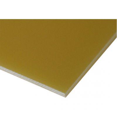 51900005 - plaque epoxy/fibre de verre 4,0 mm 350x150mm