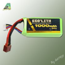 9100230 - Eco\'lith 1000mAh 30C 3S