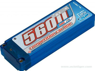 ACCUS LRP LIPO 5600 50 C 7.4 V