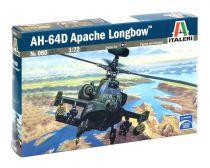 AH-64D Apache Longbow, Italeri 080