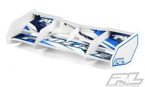 AILERON PROLINE 1/8TH TRIFECTA WHITE WING FOR BUGGY OR TRUGGY