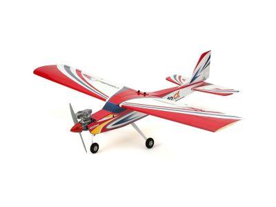 Avion Kyosho Calmato Alpha 40 trainer rouge env.1.60m - entoilé Toughlon K.11252rb 11252rb