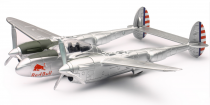 Avion P38 Lightning Red Bull 1/48 THE FLYING BULLS - Newray - 21253