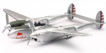 Avion P38 Lightning Red Bull 1/48 THE FLYING BULLS - Newray - 21253