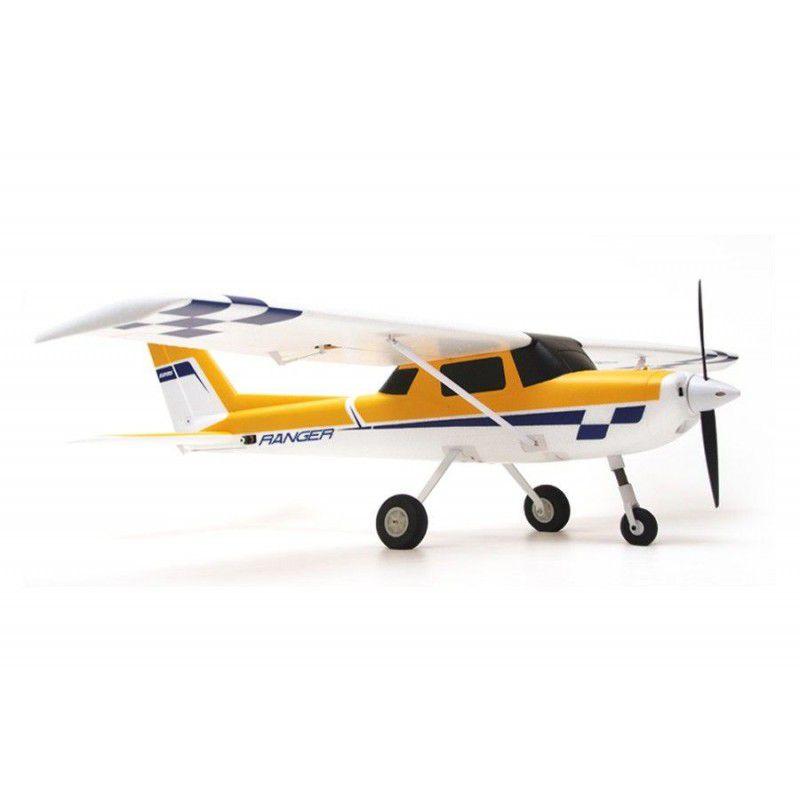 Avion Ranger 1m22 RTF Mode 2, flotteurs, stabilisateur FMS