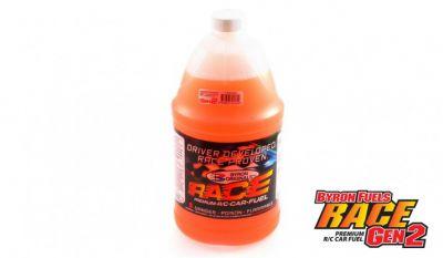B3130185 - Carburant Byron RACE 2500 Gen2 25% (11% huile) 1 Gallon, soit 3,8 litres